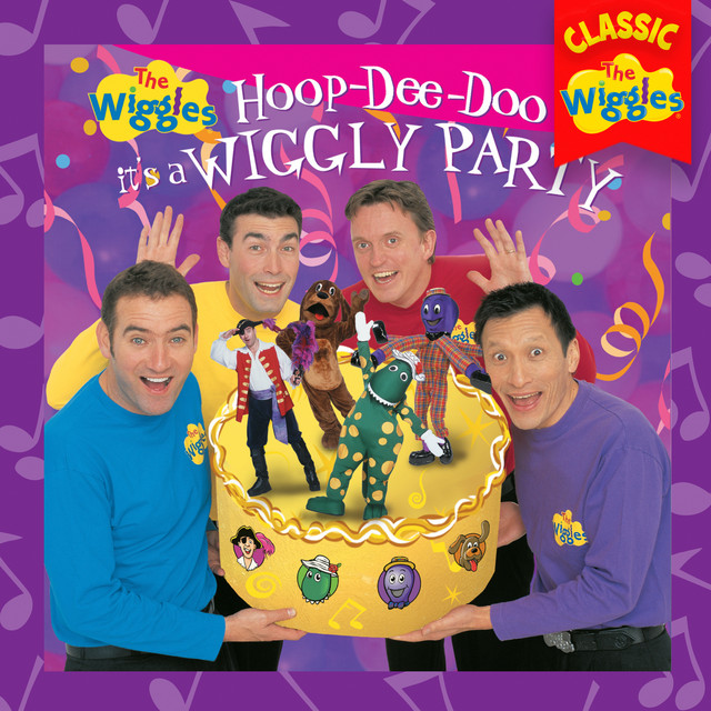Hoop-Dee-Doo It's A Wiggly Party (Classic Wiggles) by The Wiggles
