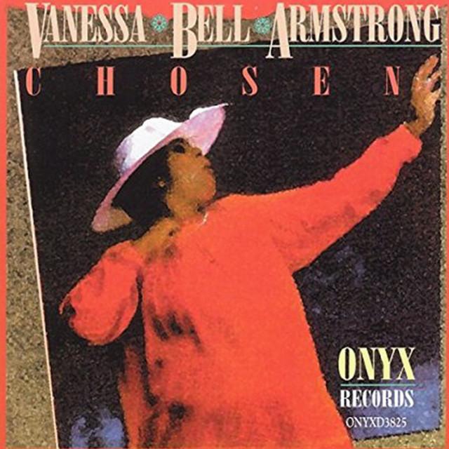 Album cover art: Vanessa Bell Armstrong - Chosen