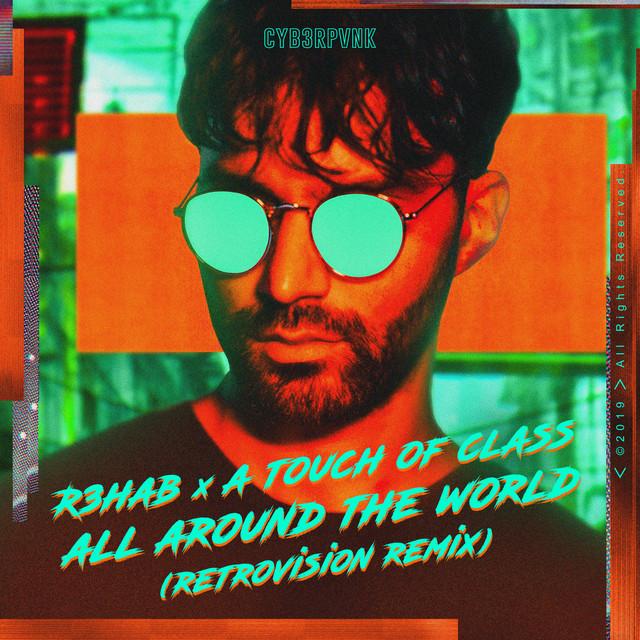 All Around The World (La La La) [RetroVision Remix]