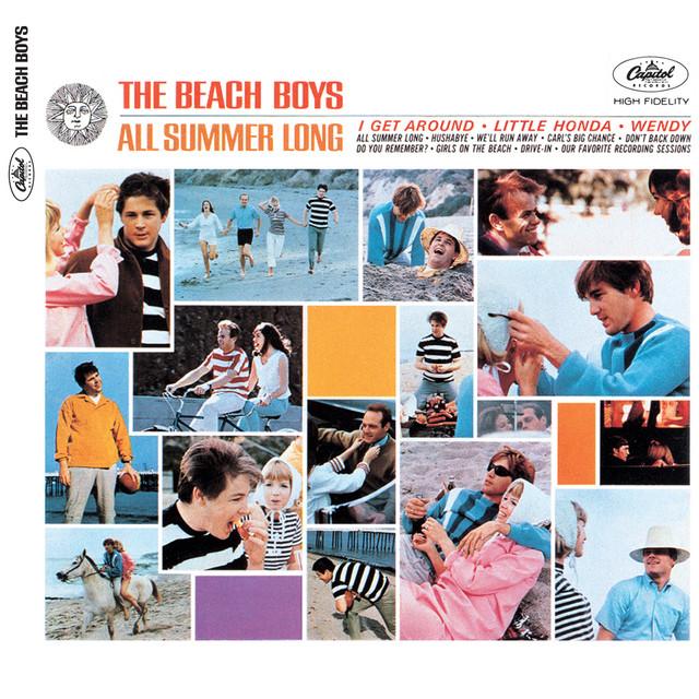 All Summer Long album cover