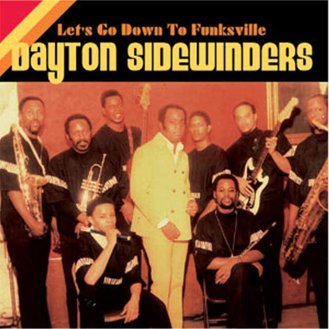 THE DAYTON SIDEWINDERS