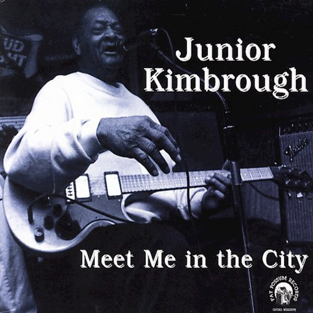 Baby Please Don't Leave Me, a song by Junior Kimbrough on ...