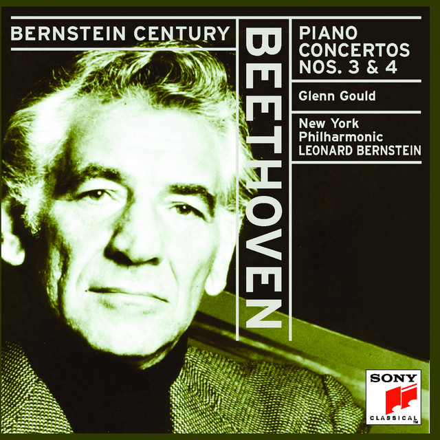 Leonard Bernstein, Glenn Gould