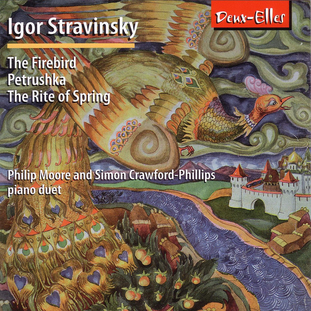 Stravinsky: The Firebird / Petrushka / The Rite of Spring