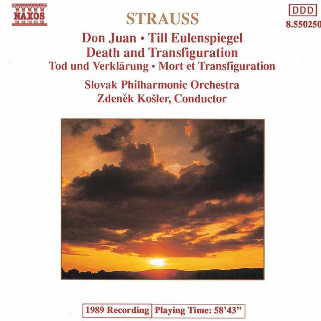 Death and Transfiguration album cover