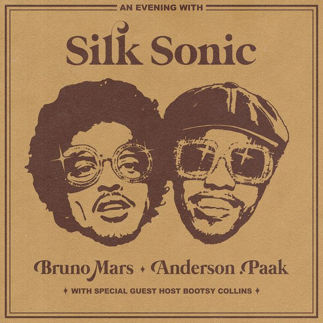 Silk Sonic (Bruno Mars, Anderson .Paak) Leave the door open