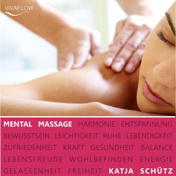 Mental Massage Muskelentspannung Aktivierung Der