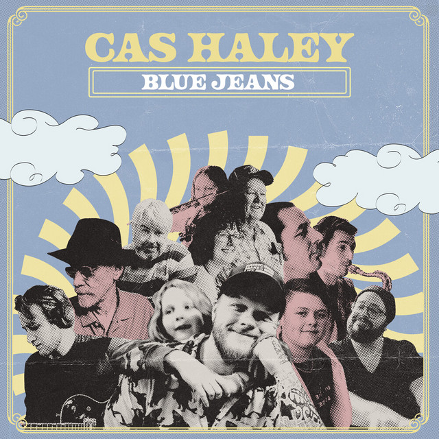 Blue Jeans album cover
