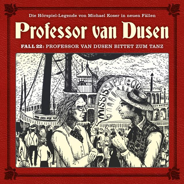 Die neuen Fälle, Fall 22: Professor van Dusen bittet zum Tanz Cover