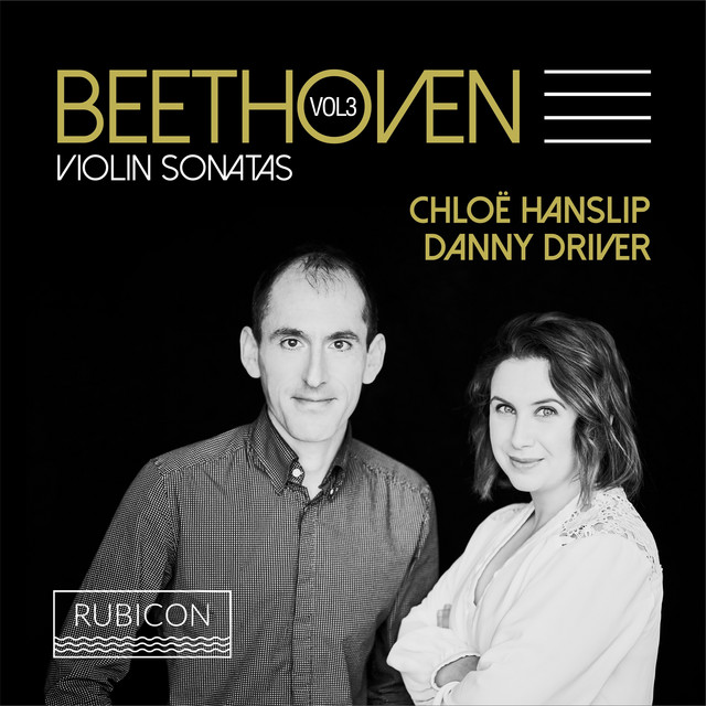 Beethoven: Violin Sonatas, Vol. 3