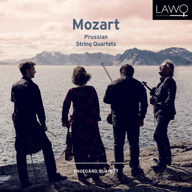 Mozart: Prussian String Quartets