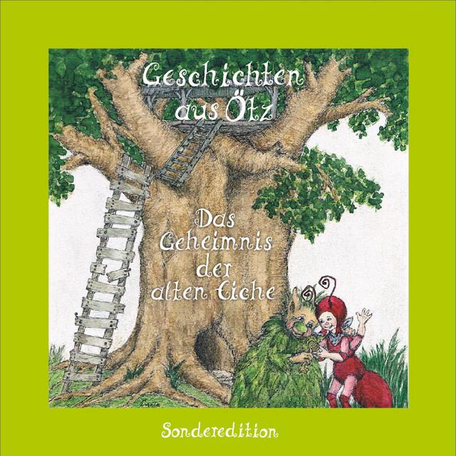 Geschichten aus Ötz Cover