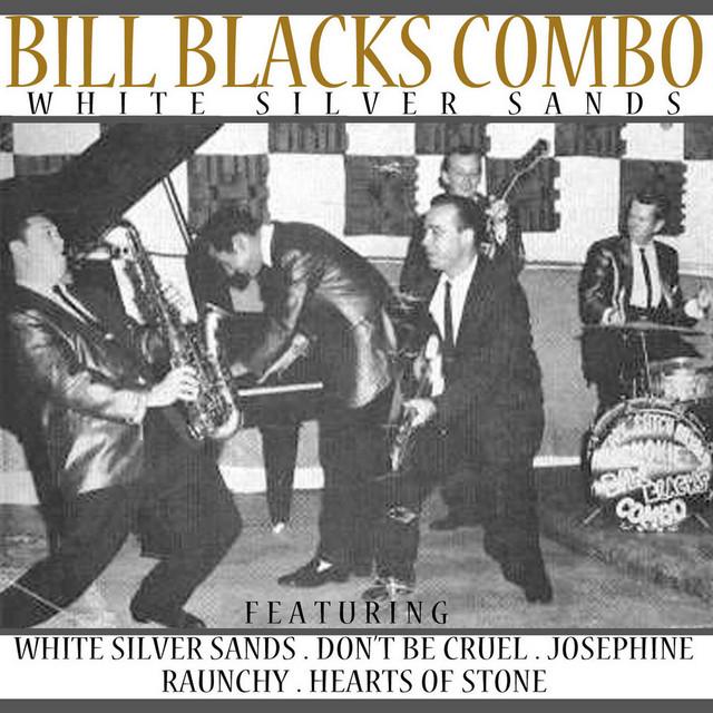 White Silver Sands by Bill Blacks Combo on Spotify