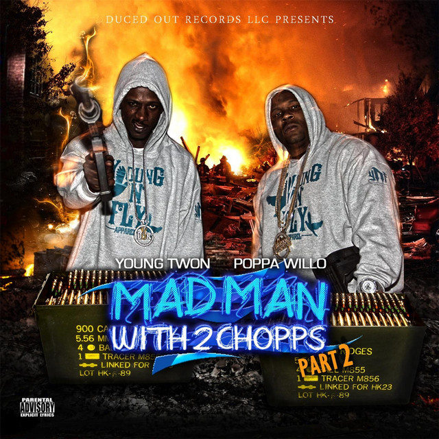 Madman With 2 Chopps, Pt. 2