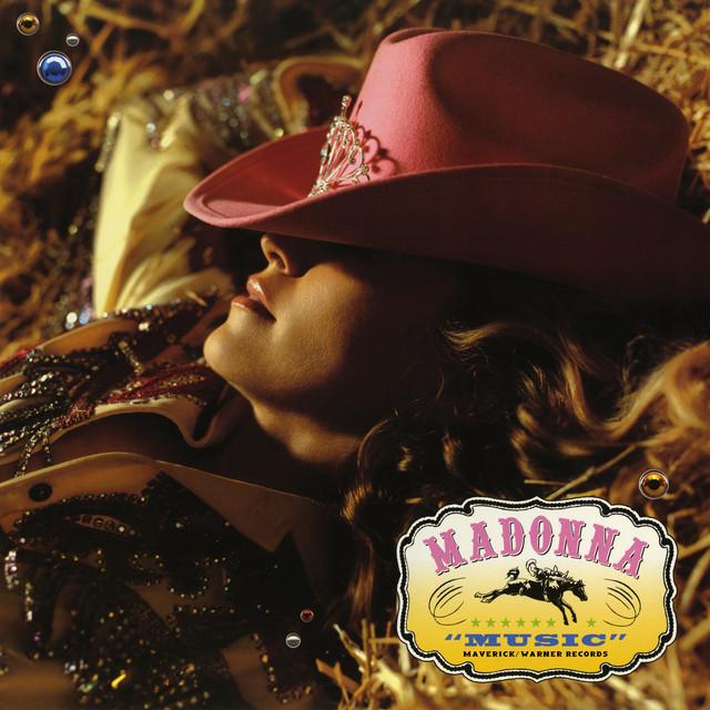 Music (HQ2 Mix) album cover