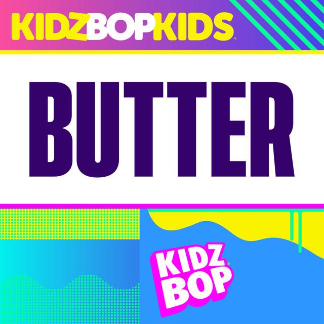 Butter album cover