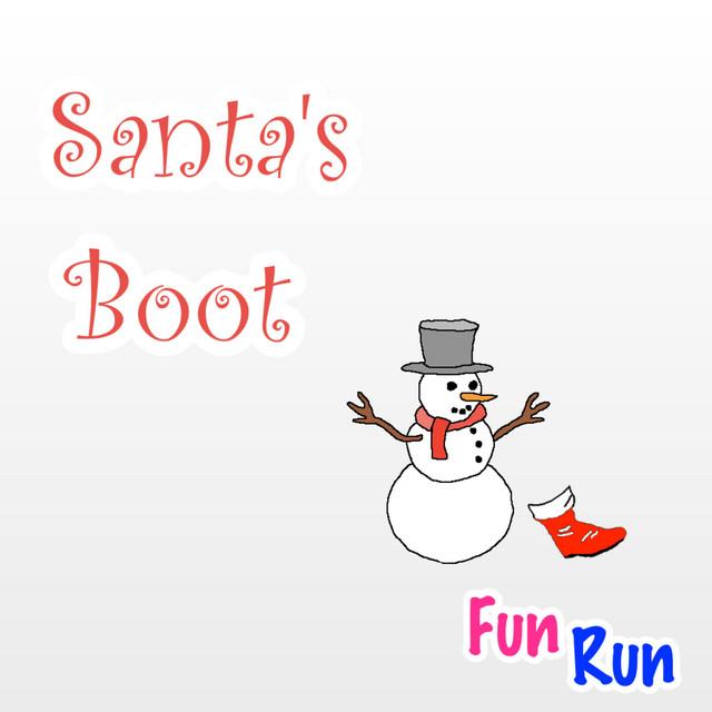 Santa's Boot by Fun Run