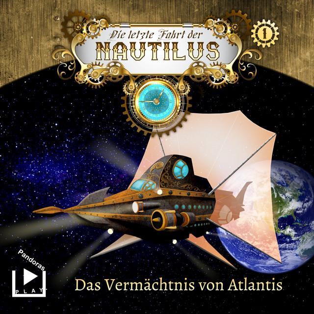 1 - Das Vermächtnis von Atlantis Cover
