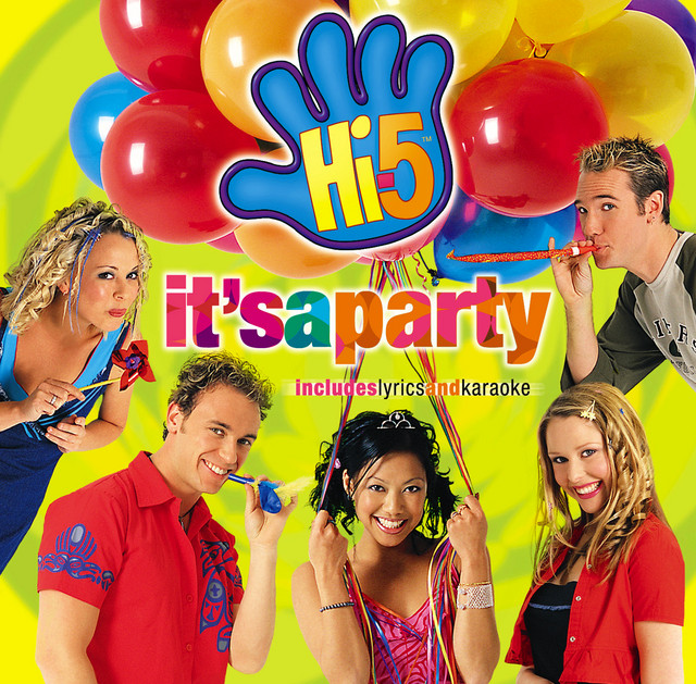 It's A Party by Hi-5