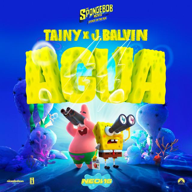 Agua cover art