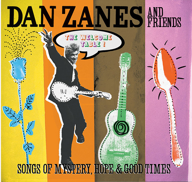 The Welcome Table by Dan Zanes