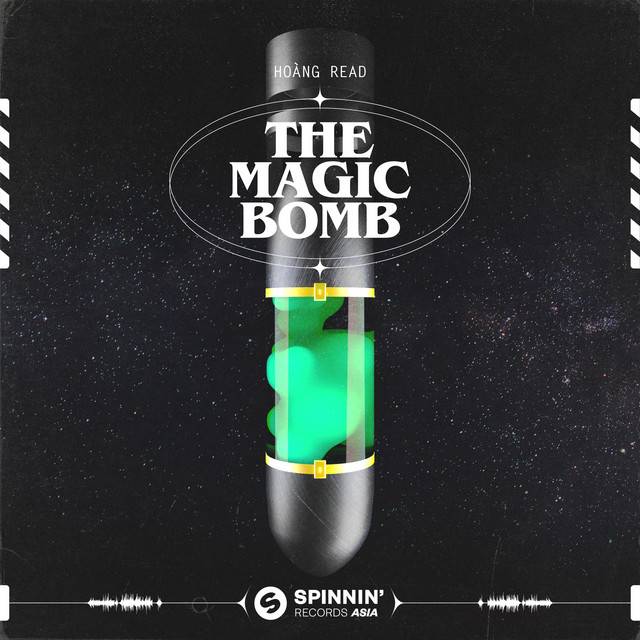 The Magic Bomb album cover