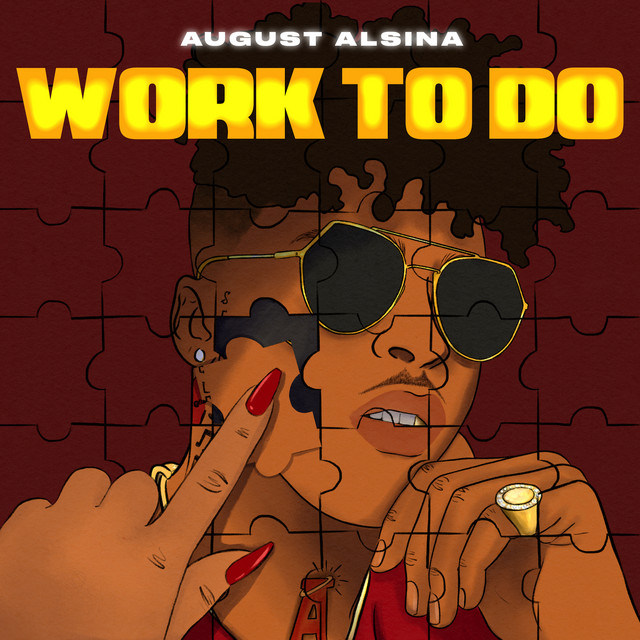Work To Do cover art