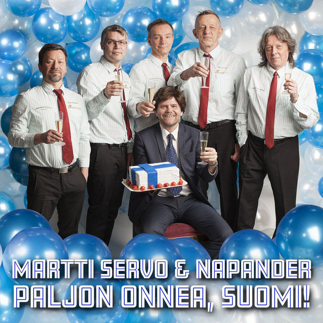 Paljon onnea, Suomi!