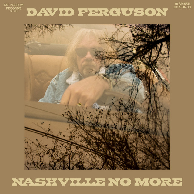 Knocking Around Nashville album cover
