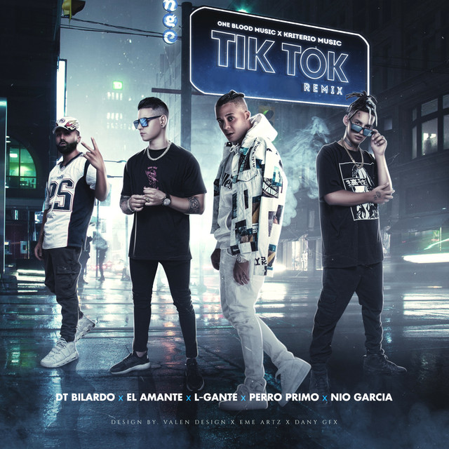 Tik Tok - Remix