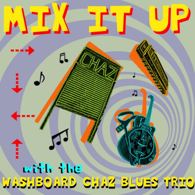 Washboard Chaz Blues Trio
