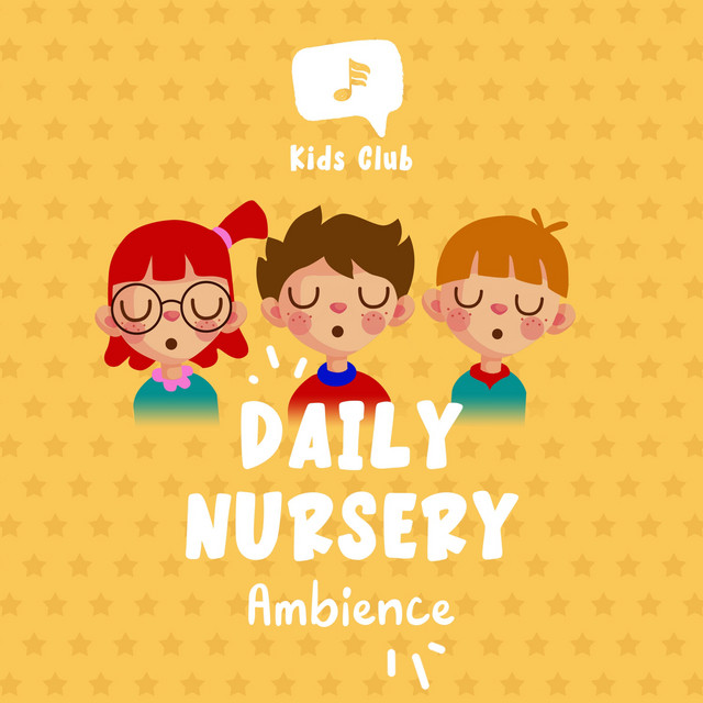 Album cover for Daily Nursery Ambience by Baby Lullaby