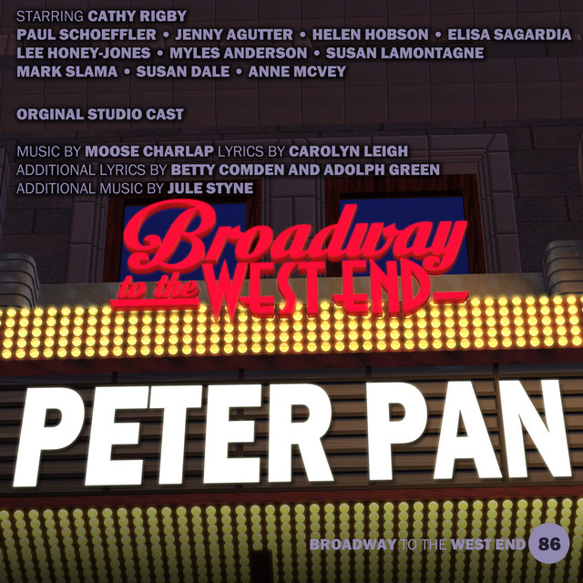 Peter Pan (Original Studio Cast with Cathy Rigby)