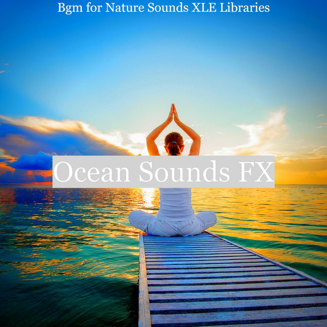 Album cover for Bgm for Nature Sounds XLE Libraries by Ocean Sounds FX