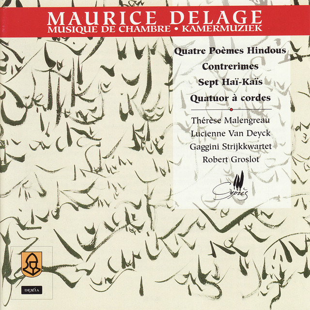 Maurice Delage On Spotify