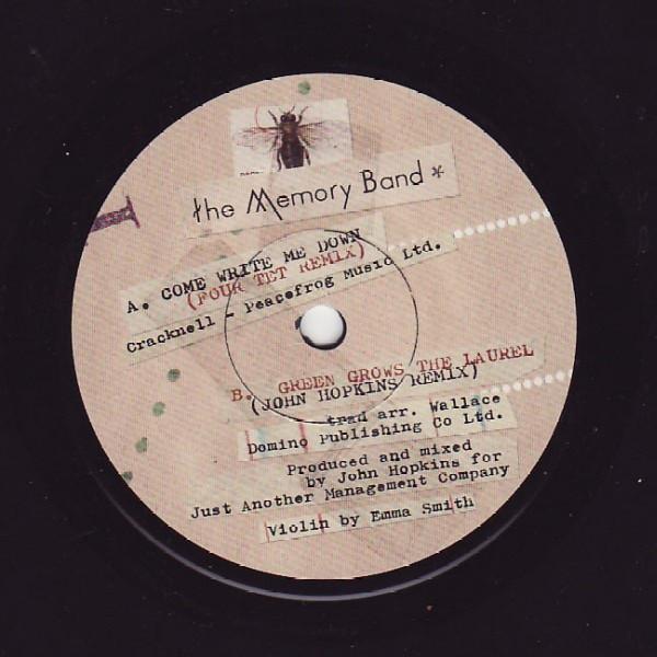 Green Grows The Laurel - Jon Hopkins Remix