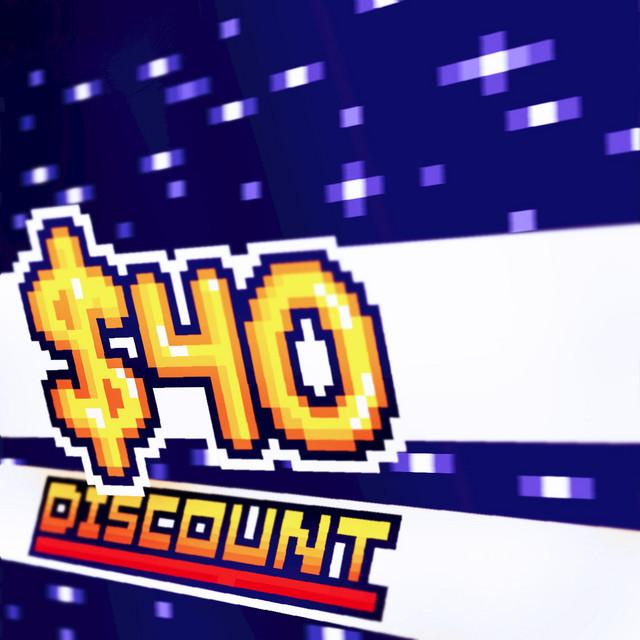$40 Discount