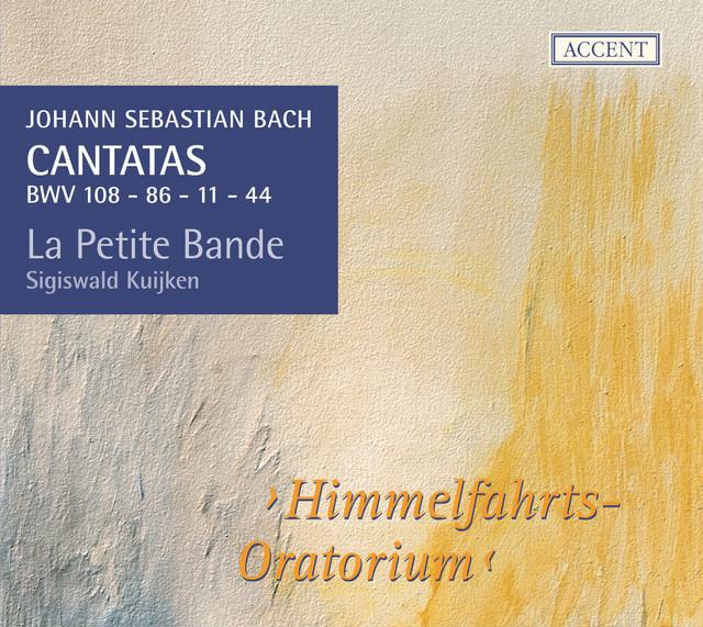 Bach: Cantatas, Vol. 10
