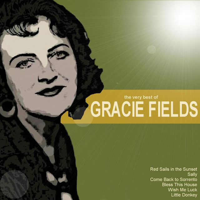 Gracie Fields Sing As We Go acapella