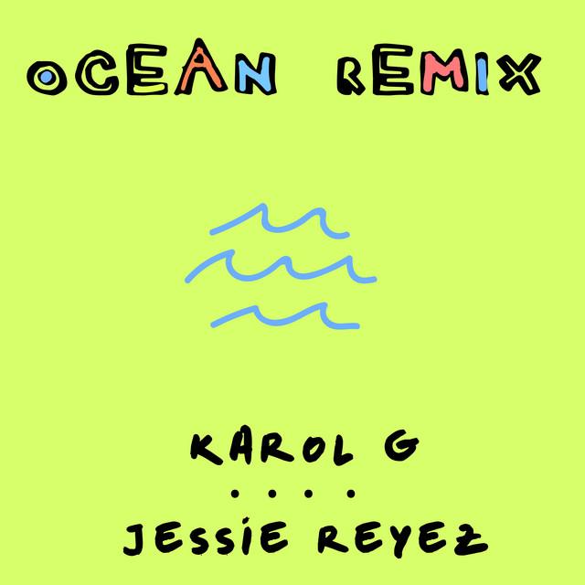 Ocean (Remix) album cover