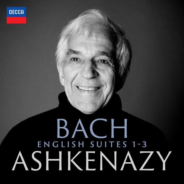 Bach: English Suites 1-3