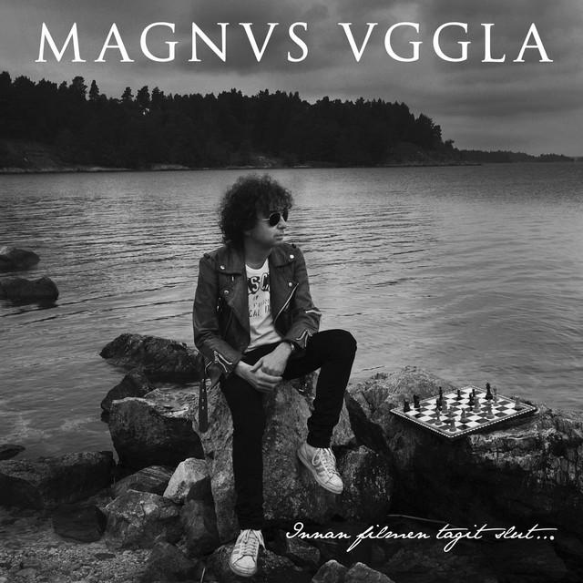 Skivomslag för Magnus Uggla: Innan Filmen Tagit Slut