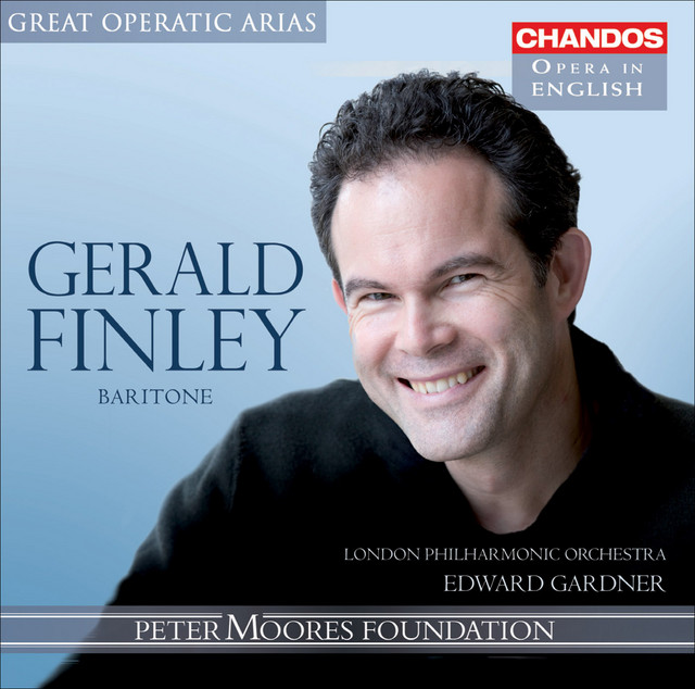 GREAT OPERATIC ARIAS (Sung in English), VOL. 22 - Finley, Gerald