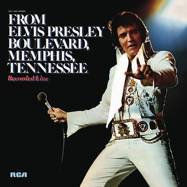 Memphis Tennessee album cover