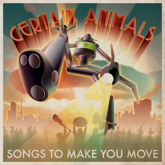 Songs To Make You Move