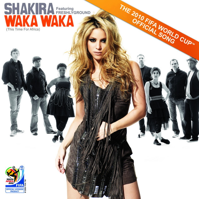 Shakira Waka Waka (This Time for Africa) [The Official 2010 FIFA World Cup (TM) Song] acapella
