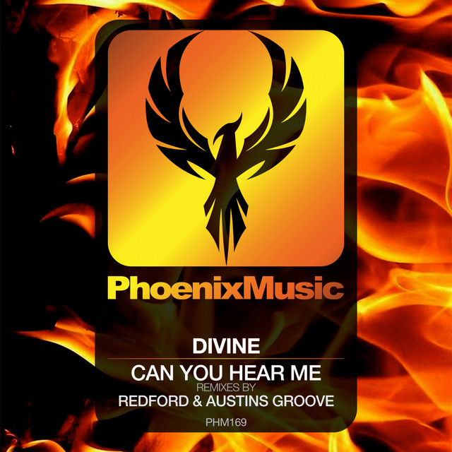 Divine & Redford (NL) - Can You Hear Me (Remixes)