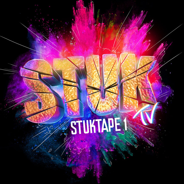 Noise Cartel & STUK & Cazz Major - Stuktape 1