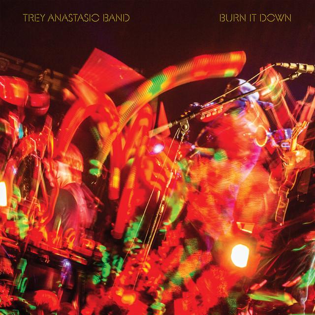 Burn It Down (Live)