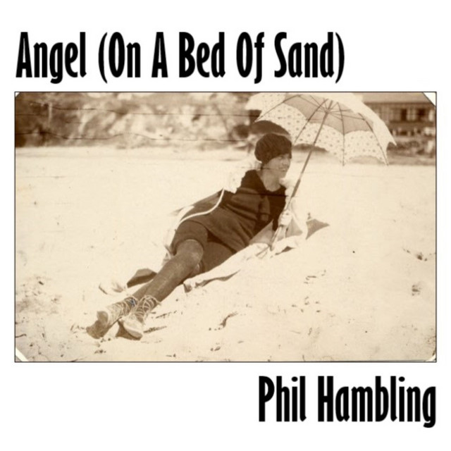Angel (on a Bed of Sand)